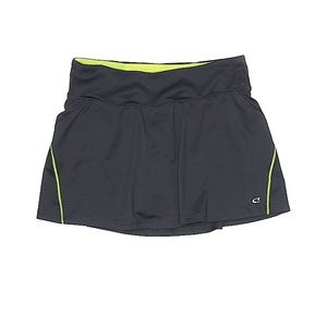 C9 By Champion XS Active Skort Black with yellow
